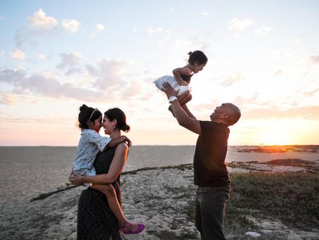 Balboa Fun Zone Family Photography| Holiday Family Photo Session | Balboa Island, Newport Beach, CA