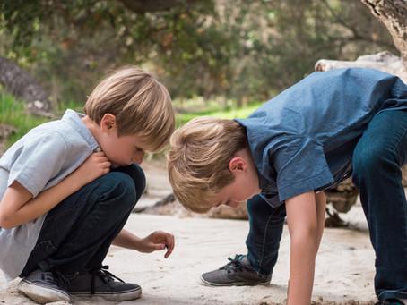 Thomas F. Riley Wilderness Park Family Photography | Family Photos | Coto de Caza, CA