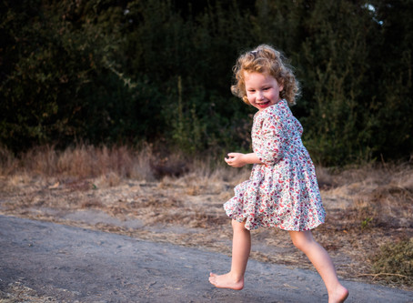 Riley Wilderness Park | Christmas Family Photos | Coto de Caza, CA