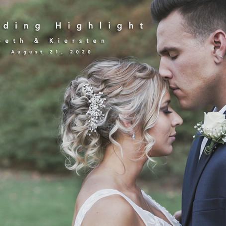 Private Estate Wedding Videography & Photography | Seth & Kiersten Highlight Film | Yorba Linda, CA