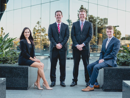 Newport Beach Corporate Photography | Bridge Group Real Estate Team | Newport Beach, CA