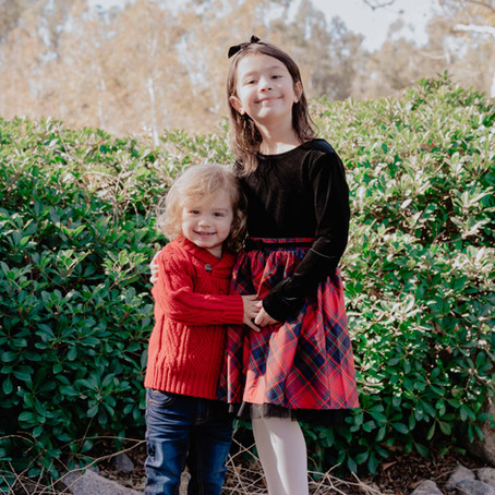 Family Photography | Christmas Family Photo Session | Orange County, CA