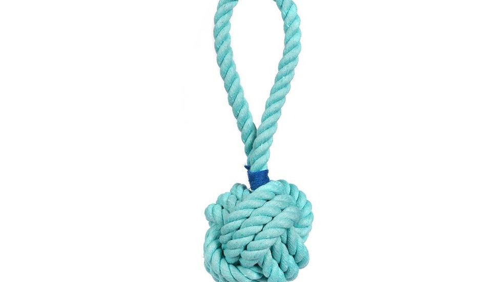 Aqua Knot Rope Toy