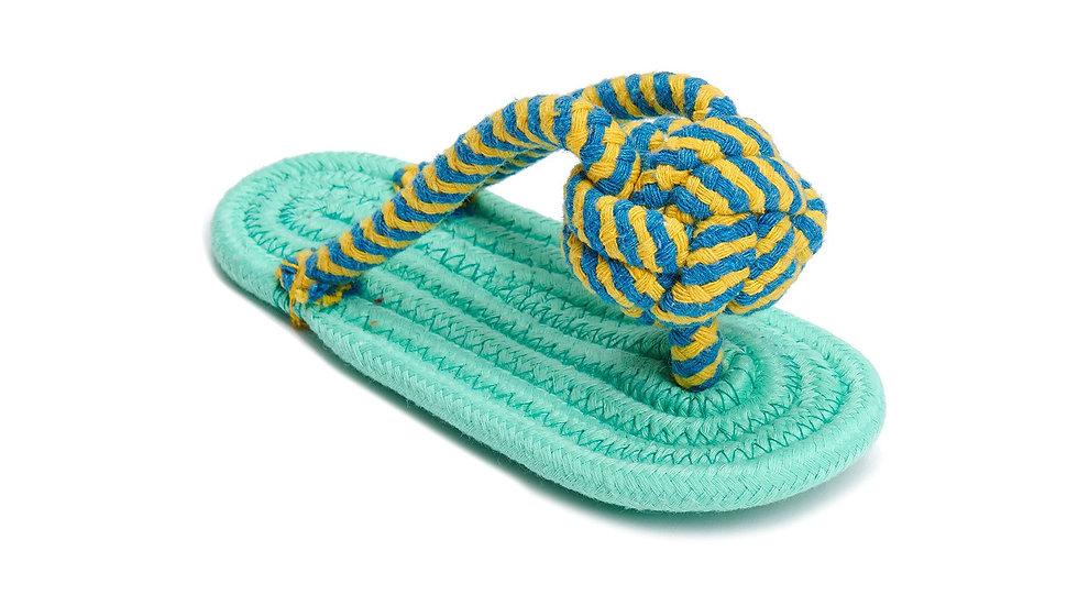 Flip Flop Rope Toy