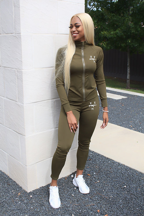 #FreeZilla Women's Track Suit