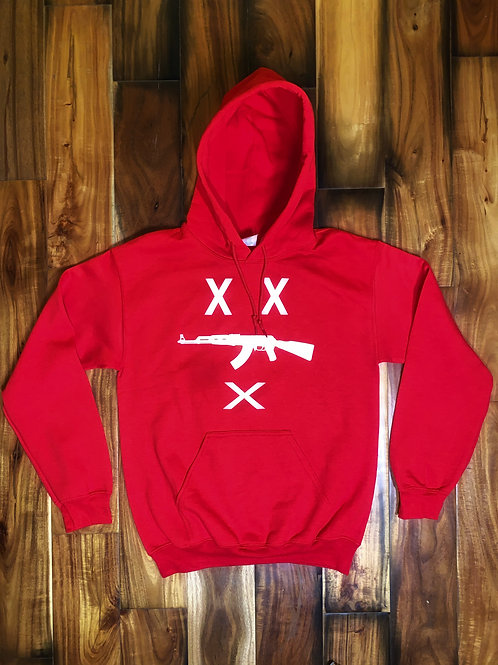#FREEZILLA AMPLIFIED LOGO HOODIE