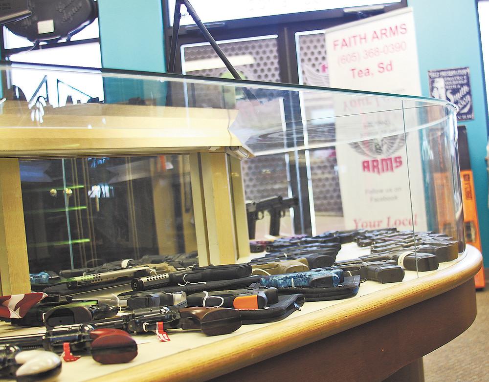 Faith Arms, Tea gun shop