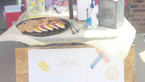 Lemonade &  love: Young Tea resident helps to raise funds for her brother's Leukemia treatment