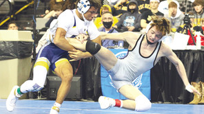 Hulverson claims 2021 State Wrestling Title