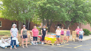 Helping in a time of need: Tea Community Food Distribution receives grant