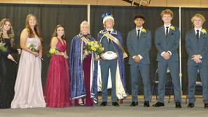 Titan Spirit: King Eimers and Queen Deckert to reign over Homecoming festivities