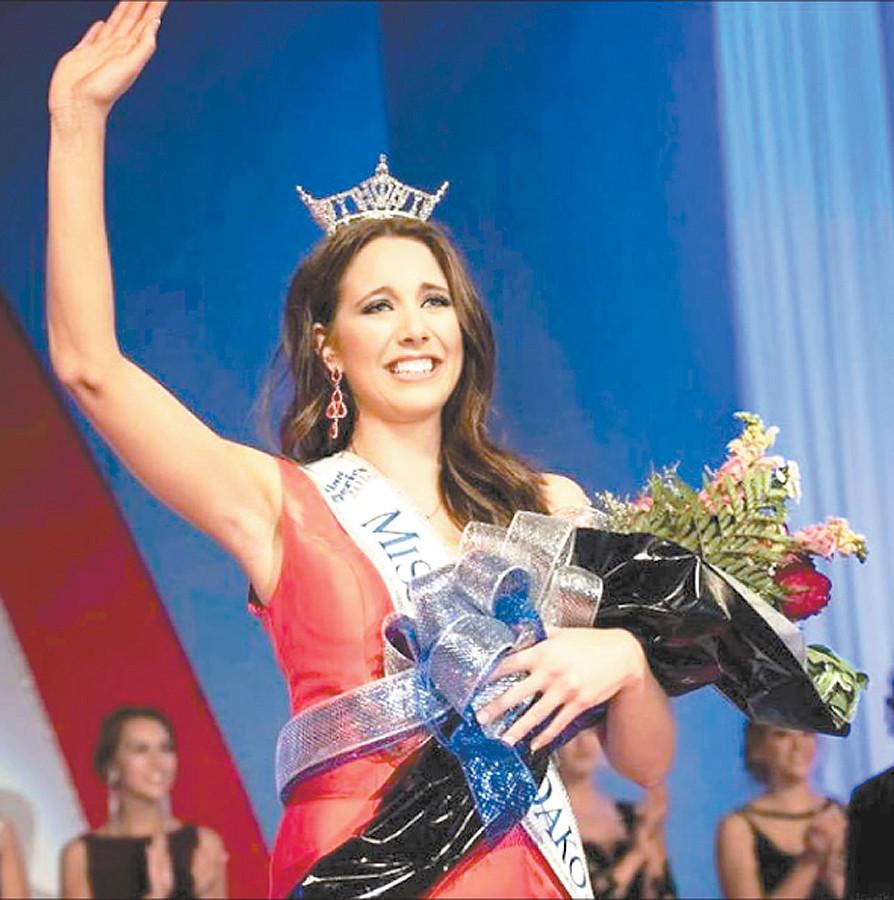 Miss South Dakota Julia Olson