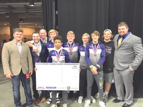 Tea Area's Quincy Hulverson makes history capturing State title