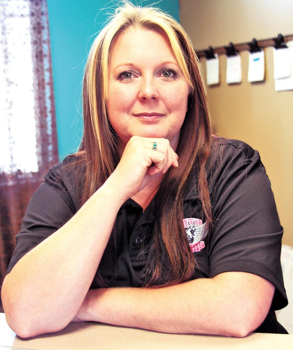 Faith Arms owner Margrette Townsend
