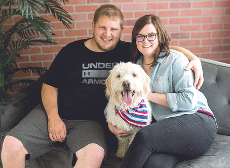 Craft to career: Tea resident starts Sew Doggy Boutique