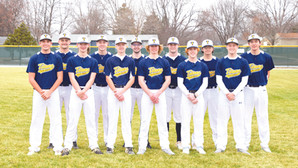 Titan baseball team anchored with 13 seniors