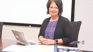Warzecha named Curriculum Leader of the Year
