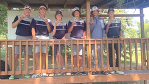 Titan golfers off to strong start