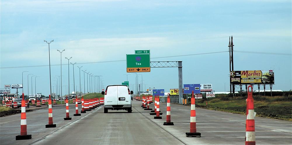 Tea exit 73 on I-29