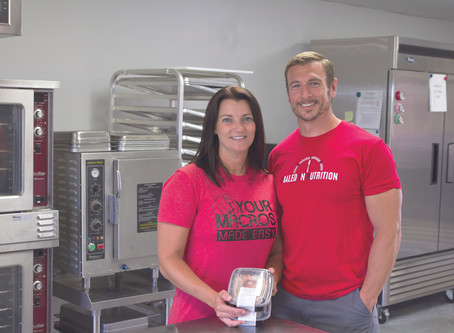 Dialed in Nutrition: Meals for athletes, busy families