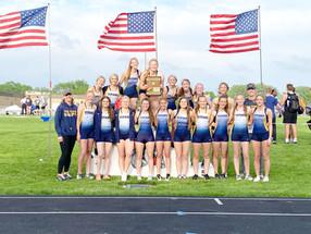 Titan girls claim Region 4A Championship title