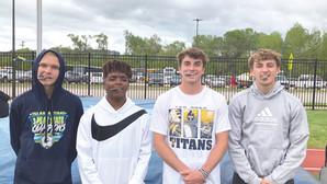 Titans set school records, reach podium at 2021 State Meet