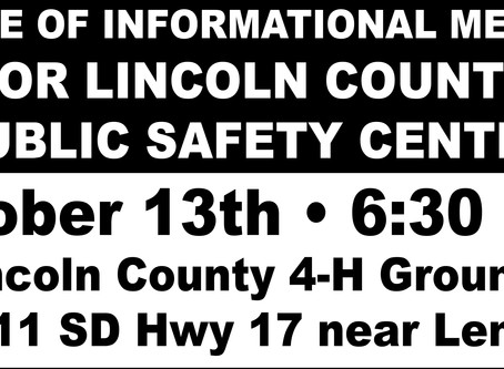 County to hold public meeting on Safety Center Oct. 13