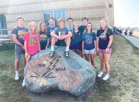 Titans prepare for 2020 Homecoming Week