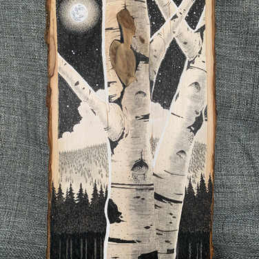 Birch Knot