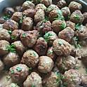 Meatballs (beef)