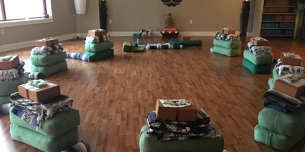 Restorative & Guided Meditation at BRV (March)