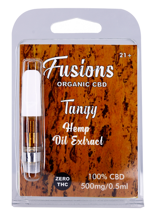 Fusions : Tangy 500mg