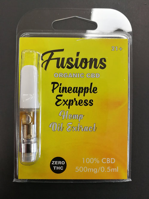 WS of Fusions : Pineapple Express 500mg