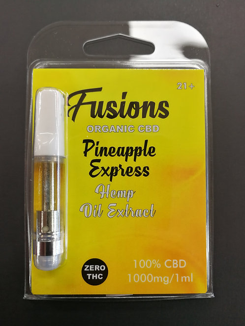 WS of Fusions : Pineapple Express 1000mg