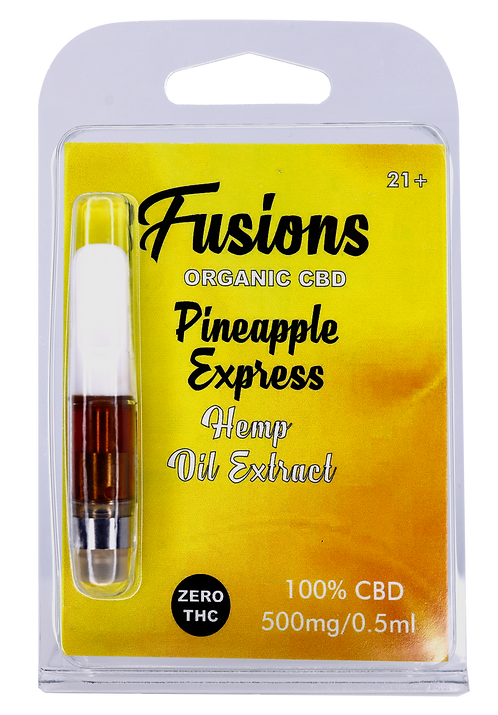 Fusions : Pineapple Express 500mg