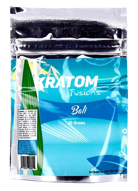 Kratom Fusions : Bali - 30g
