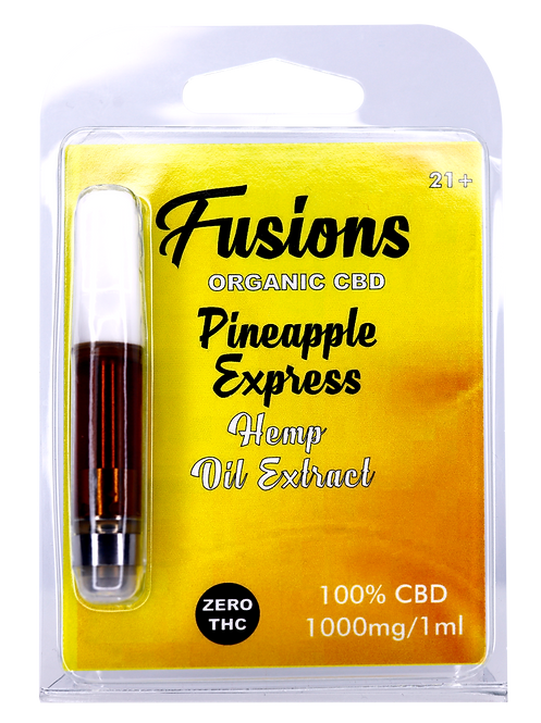 Fusions : Pineapple Express 1000mg