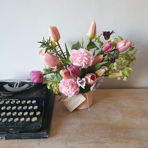 Lola Summer Florals Tin