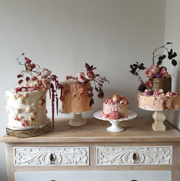 Twickenham wedding cakes