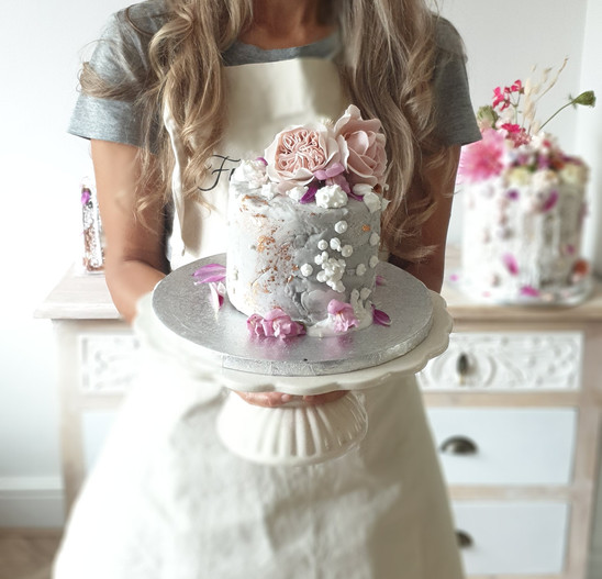 Wedding Cakes - Camberley