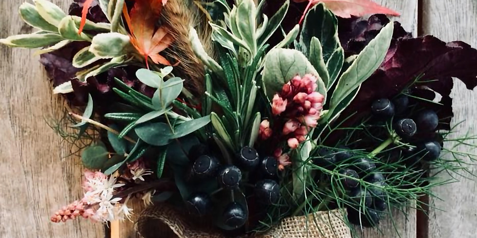 Foragers Fayre - A Wild & Unexpected Winter £70