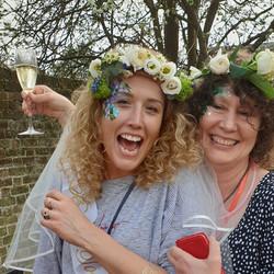 bride & crown