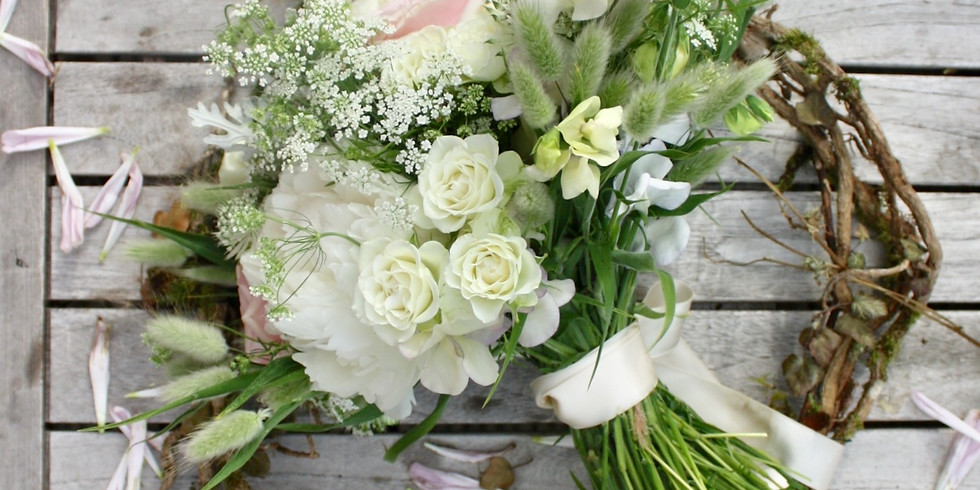Wedding Bouquets Masterclass £150
