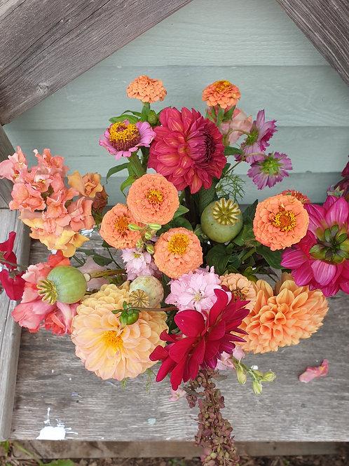 Seasonal  Aquapack Bouquet