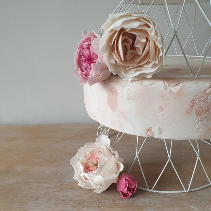Wedding Cake - Farnham Castle