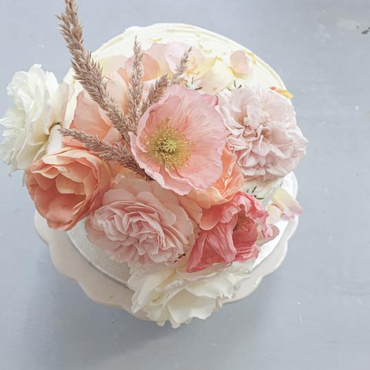 Fuchsia Blooms Bakes