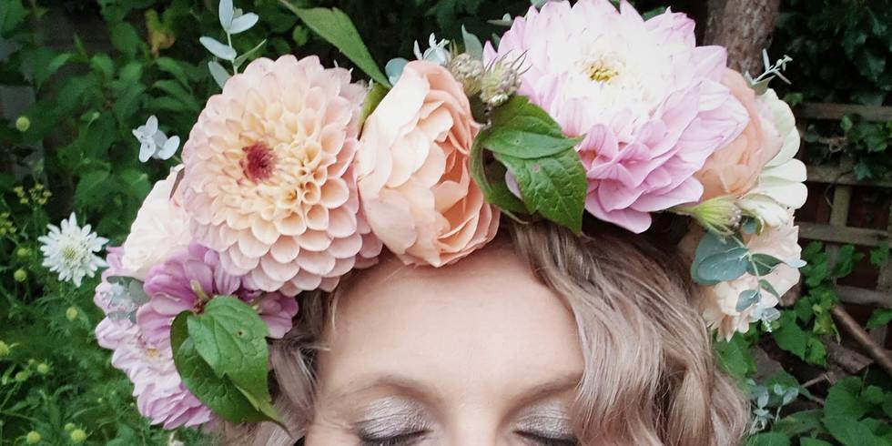 Fabulous Flower Crown Workshop From £30pp