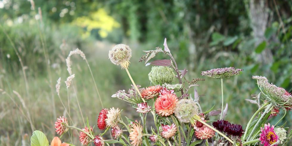 A Summer of Wild & Vintage Florals £95