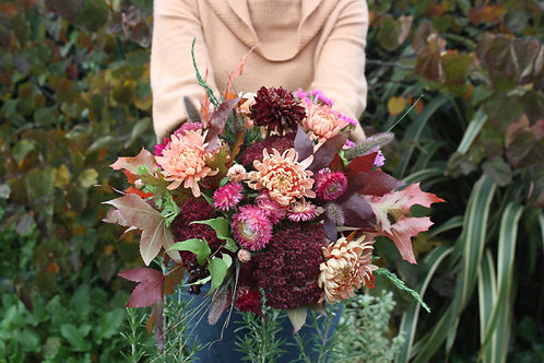 Seasonal  Aquapack Bouquet
