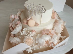 Looking after your Wedding or Celebration Cake